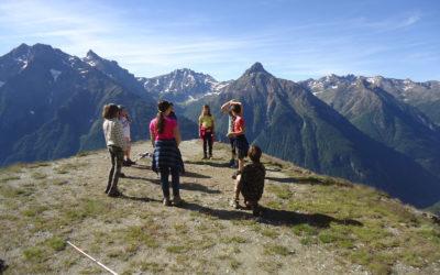 Settimana al Rifugio Mont Fallère